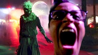 The Time We Experienced Horror Nights (Day 978)
