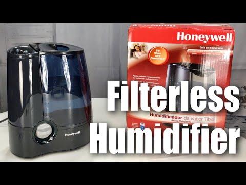 Honeywell HWM705B Filter Free Warm Moisture Room Humidifier Review