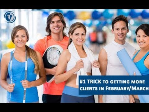 #1 TRICK to getting more clients in February/ March