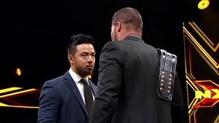 Hideo Itami challenges NXT Champion Bobby Roode at TakeOver: Chicago