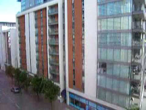 The Crowne Plaza in London Docklands to see Prince @ The O2