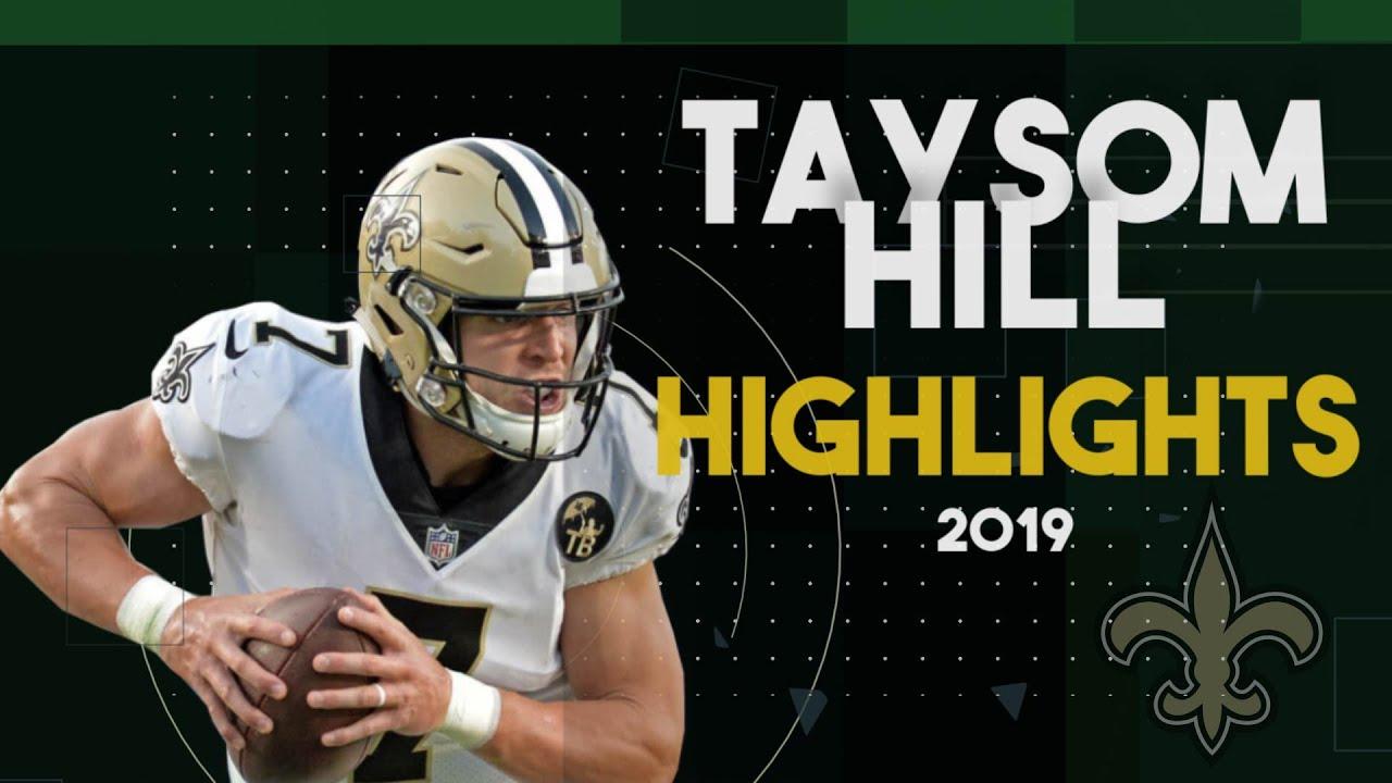 Taysom Hill Highlights ᴴᴰ 2019 Season | New Orleans Saints Highlights | Taysom Hill Fantasy