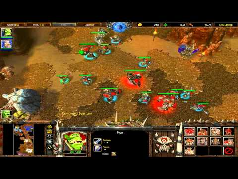 Warcraft 3: Reign of Chaos - Orc 06 - Where Wyverns Dare