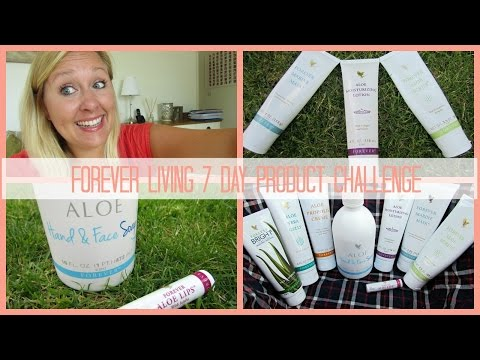 Forever Living Product Challenge