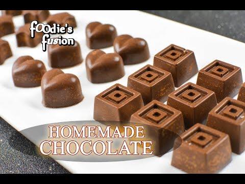 ঘরে তৈরি চকলেট রেসিপি | বাচ্চাদের প্রিয় | Easy Homemade Chocolate Recipe for Kids |Chocolate Bangla