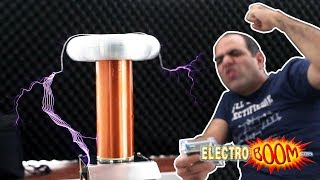Download All You Need to Know about Tesla Coil... Almost (OneTesla Part 2) Video