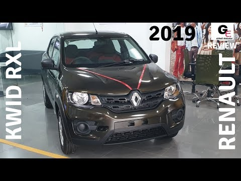2019 Renault Kwid RXL | ABS | EBD | Airbag | detailed review