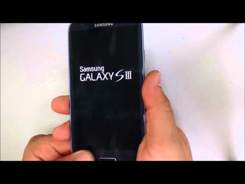 How to get Samsung Galaxy S3 IN & OUT of safe mode