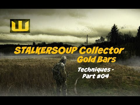 STALKERSOUP Collector - Gold Bars - Techniques (109989)