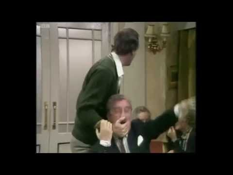 How NOT to treat a customer - Fawlty Towers Skit - TwoHoots
