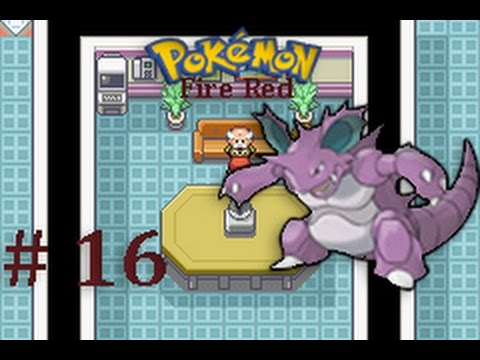 Pokemon Fire Red episode 16 Silph Co