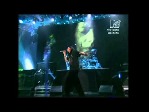 Korn - One [HQ] (Live on MTV Icon Metallica)