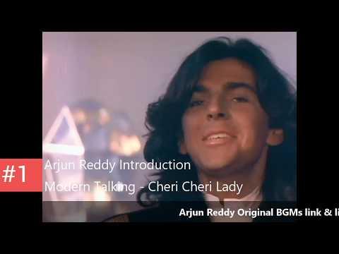 ARJUN REDDY Inspired/Copied BGM'S