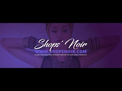 Shops' Noir Promo Advert