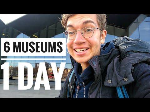 Museum Tour In Glasgow, Scotland! 🇬🇧