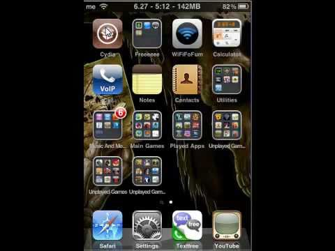 How To Change the Carrier Name of Your iPod Touch/iPhone/iPad