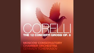 Concerto Grosso No 4 In D Major Op 6 Ii Adagio