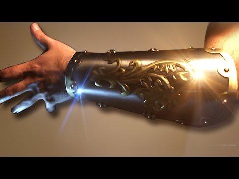 Armor Tutorial: How to Make a Vambrace (Bracer)