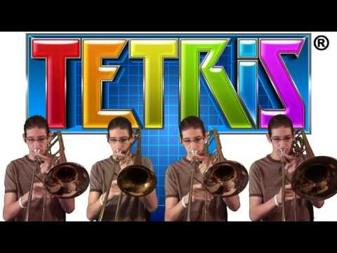 Video Game Symphony No. 3 (Trombone Quartet) for 8,000 Subscribers