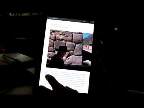 Barnes and Noble Nook Reader for Android Tablets