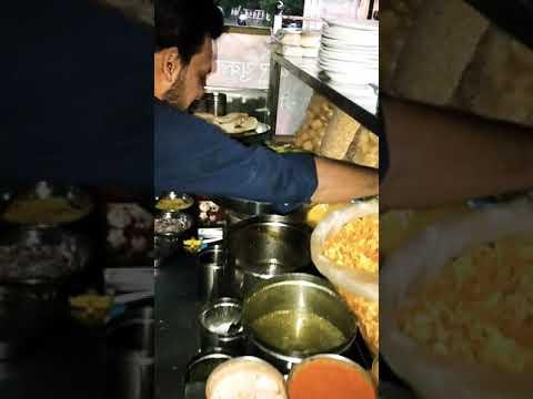 #Making ragda puri