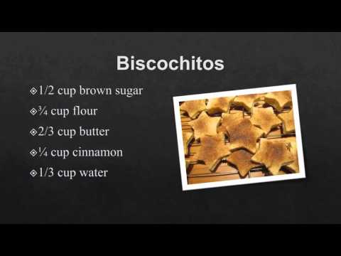 Equivalent Fractions-A Biscochitos Cookie Recipe