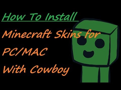 How to download skins on minecraft pc -