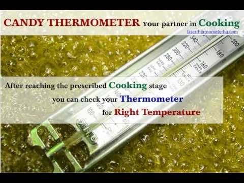 Candy Thermometer -- Your Partner in Cooking