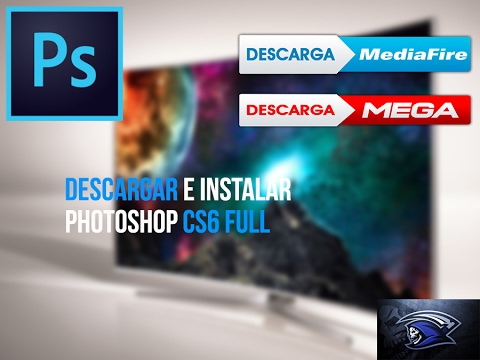 Descargar e Instalar Photoshop CS6 Full | WINDOWS XP/VISTA/ 7/8/10 | 32/64 BITS | 2017 ツ