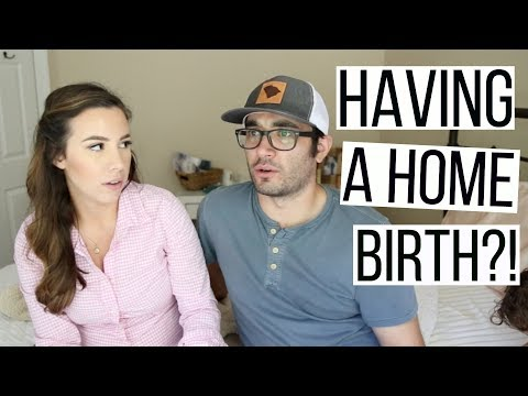 WHERE ARE WE HAVING OUR BABY? HOME BIRTH?   MOM VLOG   Hayley Paige