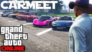 GTA 5 Online | Carmeet any car!