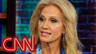 Cuomo confronts Kellyanne Conway on Trump's lie