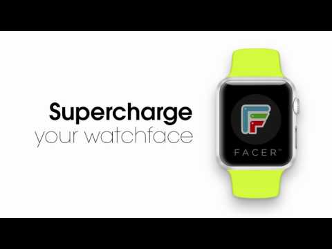 Facer Watch Faces Customization Platform For Apple Watch
