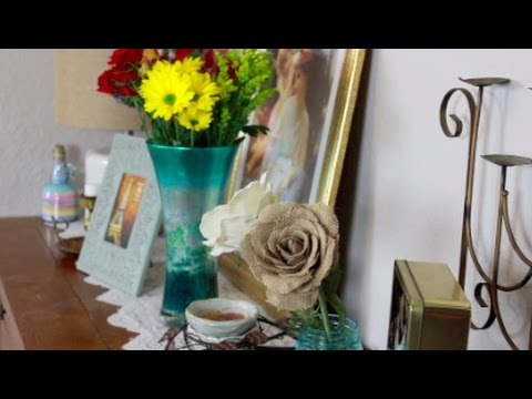 Spring Clean With Me: Entryway