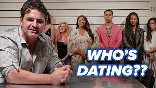Download Private Investigator Guesses Who's Dating Out Of A Lineup Video
