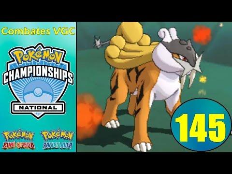 Pokémon RΩ/Zα | Combates VGC E-145 | Cuando un Sylveon acaba con tus sueños