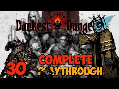 Darkest Dungeon Complete Playthrough - Ep 30 - Darkest Dungeon Crimson Court Complete Playthrough