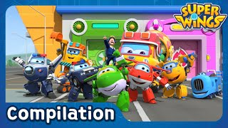 [Superwings s3 full episodes] EP21~EP40