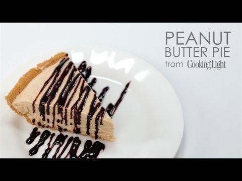 How to Make Creamy Peanut Butter Pie | MyRecipes