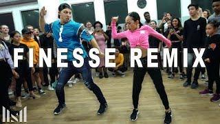 Download FINESSE (Remix) - Bruno Mars ft Cardi B Dance | Matt Steffanina Video