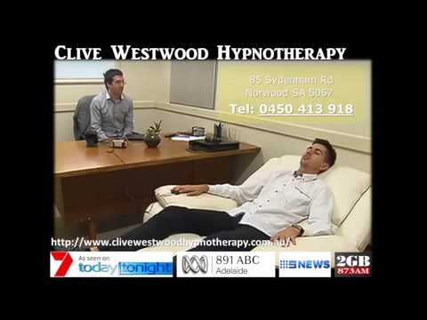 Hypnotherapy Adelaide Stop blushing hypnosis Clive Westwood