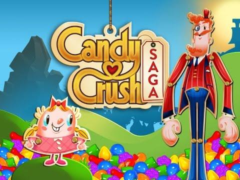 Candy Crush Saga, Level 763