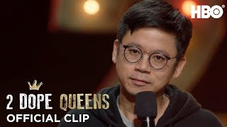 Download Talkin' Trash About Safety w/ Sheng Wang | 2 Dope Queens | HBO Video