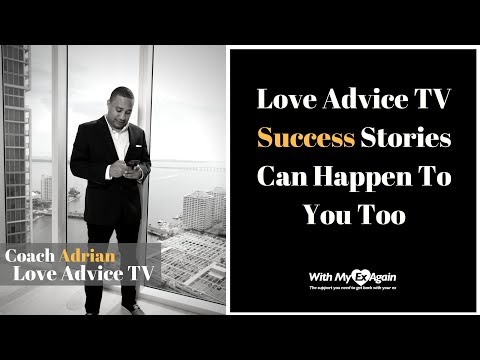 Love Advice TV Testimonials - Behind The Scenes With Coach Adrian