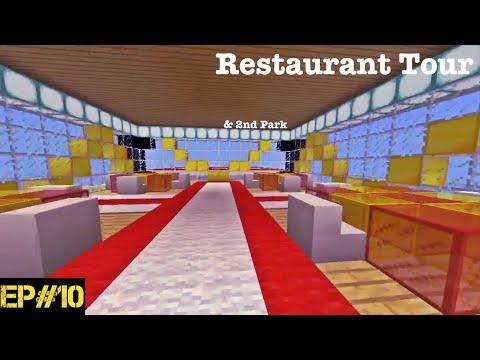Minecraft   City Tour   #10   Restaurant