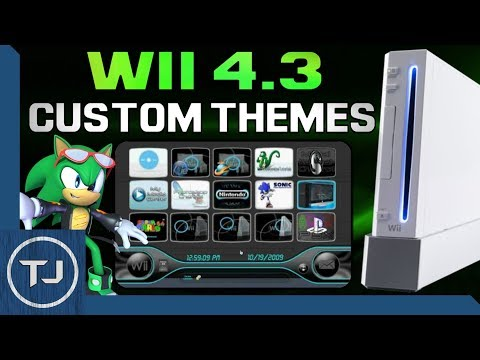How To Install Custom Wii Menu Themes MyMenuify CSM 43 2017