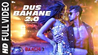 Full Video: Dus Bahane 2.0 | Baaghi 3 | Vishal & Shekhar FEAT. KK, Shaan & Tulsi K | Tiger, Shraddha