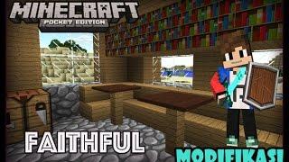 Download resource pack minecraft pe faithful 32x32 | Faithful 32×32