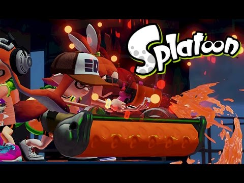 Splatoon - Gaming Late at Night [Turf Wars] - Wii U Gameplay