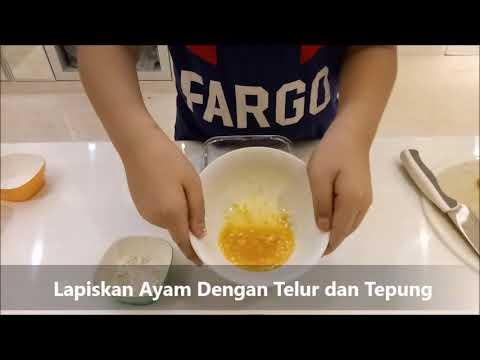 How To Make Honey Chicken Popcorn?